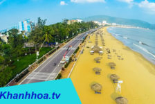 Vietnam road along ocean named among Asia's most spectacular